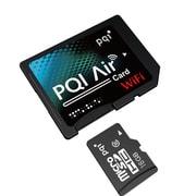 6W25-016GR1 [WiFi(無線LAN)内蔵SD変換アダプタ AirCard microSDHC16GB(CLASS10)同梱]