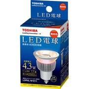 LDR4L-M-E11 [LED電球 E11口金 電球色 240lm 2500カンデラ E-CORE(イー・コア)]