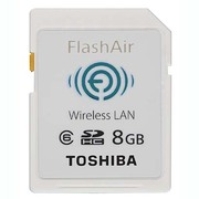SD-WB008G [FlashAir メモリーカード 8GB]