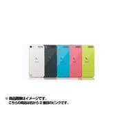 TR-CCTC12-PK [第5世代 iPod touch用 抗菌クリスタルカバーセット ピンク]