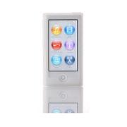 TR-SCNN12-CL [第7世代 iPod nano用 抗菌シリコンケースセット クリア]