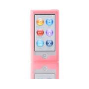 TR-SCNN12-PK [第7世代 iPod nano用 抗菌シリコンケースセット ピンク]