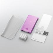 TR-CCNN12-PP [第7世代 iPod nano用 抗菌クリスタルカバーセット パープル]