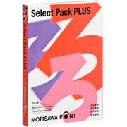 MORISAWA Font Select Pack PLUS 2012 [Windows/Mac]