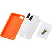 RT-T5B2/O [iPod touch 第5世代用 スリップガード・シリコンジャケット オレンジ]