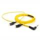 HPC-HD25 Yellow [HD25用リードケーブル]