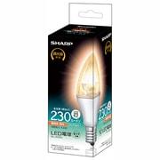 DL-JC2DL [LED電球 E17口金 電球色 230lm 調光器対応 ELM(エルム)]