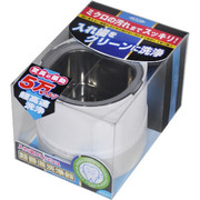 TKSM-008W [入れ歯フレッシュ 超音波洗浄機 ホワイト]