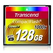 TS128GCF1000 [コンパクトフラッシュ 1000倍速 128GB UDMA7対応]