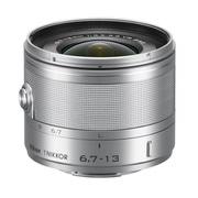 1 NIKKOR VR 6.7-13mm F3.5-5.6 シルバー [6.7-13mm/F3.5-5.6 ニコン1]