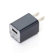PG-IPDUAC01BK [iPod用USBポート付AC充電器 ブラック]