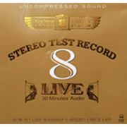 HD-207 [STEREO TEST RECORD LIVE8HDCD]