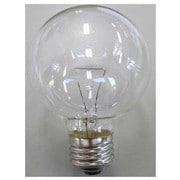 GC100V57W70 [白熱電球 ボール電球 E26口金 100V 60W形(57W) 70mm径 クリア]