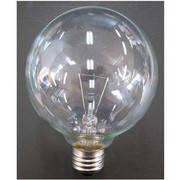 GC100V57W95 [白熱電球 ボール電球 E26口金 100V 60W形(57W) 95mm径 クリア]