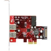 USB3.0R-P2H2-PCIe [インターフェースボード]