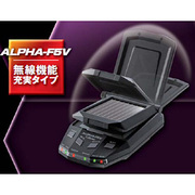 ALPHA-F5V [角度可変ソーラーレーダー探知機]