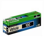 135 VELVIA100 NP 36EX 5 [リバーサルフィルム VELVIA100(35mmサイズ)36枚撮り 5本パック]