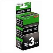 135 ACROS100 NP 36EX 3SB [黒白フィルム ネオパン100ACROS(35mmサイズ)36枚撮り 3本パック]