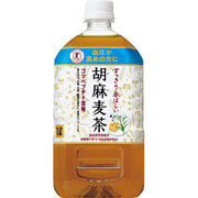 胡麻麦茶 1L×12本 [特定保健用食品]