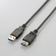 USB3-E10BK [USB3.0延長ケーブル(A-A) 1.0m ブラック]