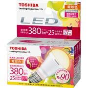 LDA6L-D-H-E17/S [LED電球 E17口金 電球色 380lm 密閉器具対応 断熱材施工器具対応 E-CORE(イー・コア)]