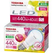 LDA6N-D-H-E17/S [LED電球 E17口金 昼白色 440lm 密閉器具対応 断熱材施工器具対応 E-CORE(イー・コア)]