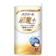 消臭+トイレットティシュー [12R(ダブル)]