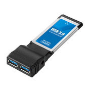 US3-2EXC [USB3.0対応 ExpressCard用インターフェースカード]