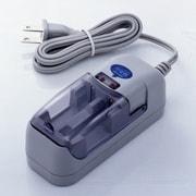 AAC-201 [単3形・単4形兼用 アルカリ乾電池充電器 最大2本まで充電可能]