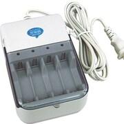 AAC-202 [単3形・単4形兼用 アルカリ乾電池充電器II 最大4本まで充電可能]