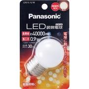 LDG1LGW [LED電球 装飾電球 E26口金 電球色相当 30lm G形]