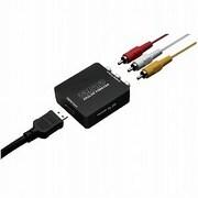 DC-HDMIRCA [ダウンスキャンコンバータ HDMIからコンポジット 変換 デジタル→アナログ]