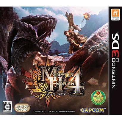 モンスターハンター4 [3DSソフト]