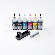 INK-C351S30S6 [詰め替えインク BCI-350PGBK・351BK・C・M・Y・GY用]
