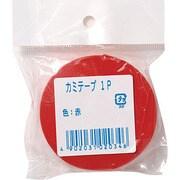 113101 紙テープ 1P 赤