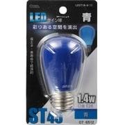 LDST1B-H 11 [LED電球 E26口金 青色]
