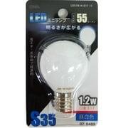 LDS1N-H-E17 11 [LED電球 小型電球形 E17口金 昼白色 55lm]