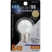 LDG1L-H 11 [LED電球 E26口金 電球色 55lm]