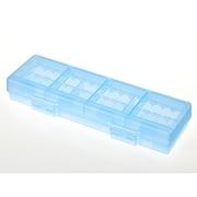 DG-BT6BL [電池ケース 単3形、単4形対応大容量タイプ ブルー]