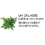 UH-ZKLA05E [Green Farm用 水耕栽培種子キット オークリーフレタス]