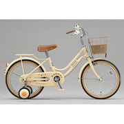HC182 [幼児用自転車 HACCHI(ハッチ) 18型 アイボリー]