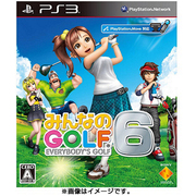 みんなのGOLF 6 PlayStation3 the Best [PS3用ソフト]