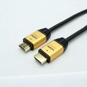 HDA10-500GD [ハイスピードHDMIケーブル 1.0m ゴールド゙]