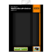 RT-NX72LC1/B [Nexus 7 2013用 フラップ・マルチアングル・レザー 合皮 ブラック]