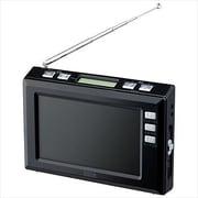 TV03BK [4.3インチ ワンセグテレビ ブラック]