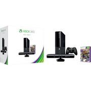 Xbox360 4GB+Kinect 新モデル N6V-00016 [ゲーム機本体]