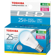 LDA4N-H-E17/S [LED電球 E17口金 昼白色 320lm 密閉器具対応 断熱材施工器具対応 E-CORE(イー・コア)]