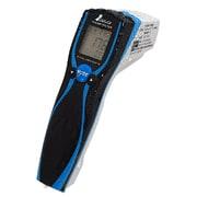 73036 [放射温度計 E 防塵防水 デュアルレーザーポイント機能付 放射率可変タイプ]