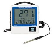 73045 [デジタル温度計G-1 最高・最低隔測式 防水型]