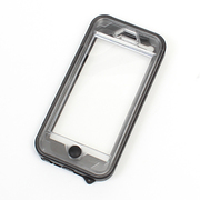ELP51BK2 [AQUAスリムケース(ブラック) for iPhone5]